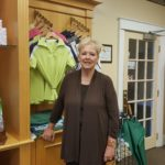 candace moe, realtor, heritage hunt real estate expert in the pro shop