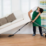 The Girls of Real Estate - Cleaning