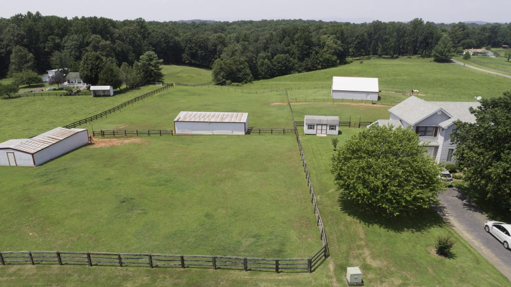 Beautiful 10 Acre Horse Property For Sale