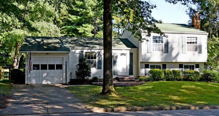 Exterior-House for sale | 6144 WINDWARD DRIVE, BURKE, Virginia 22015