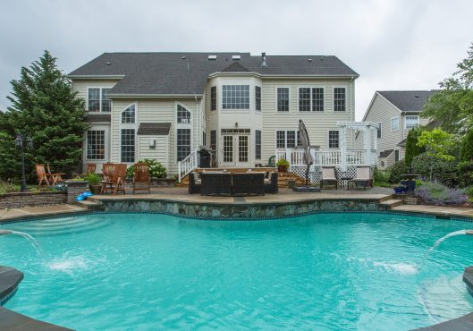 Home For Sale in Washington DC Suburbs   9070 Roaring Spring Loop