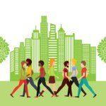 people-walking-design-